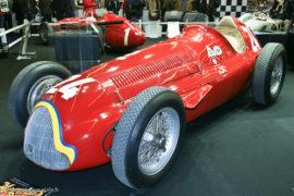Alfa Romeo Afetta 158 - 1950