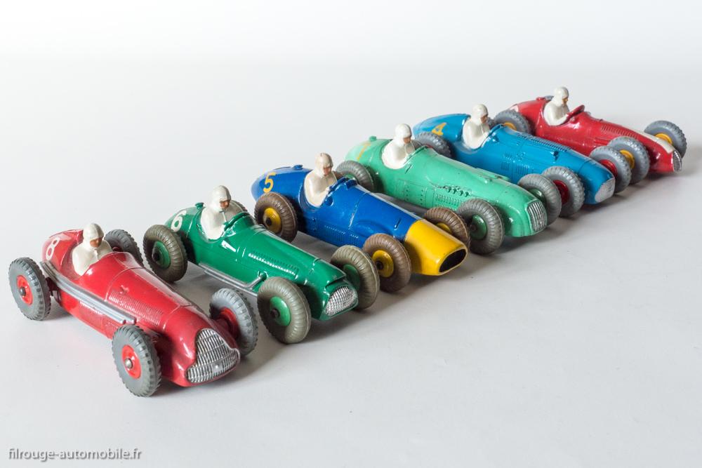 les formule 1 de la s rie 23 des dinky toys anglais filrouge automobile. Black Bedroom Furniture Sets. Home Design Ideas