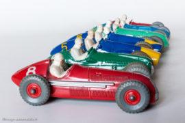 Dinky Toys anglais série 23 - les Formule 1