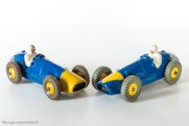 Dinky Toys anglais 23H et 234 - Ferrari 500 F2