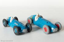 Dinky Toys français 23H et anglais 230 - Talbot-Lago T26C