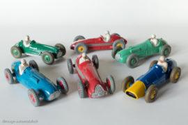 Dinky Toys anglais série 23 - les six Formule 1