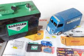 Collectionneur & Chineur - Dinky Toys, les 50 miniatures les plus chères - Citroën Baroclem