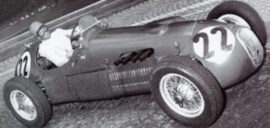 HWM 52 / Petter Collins - Grand Prix de France 1952