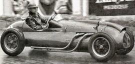 Cooper Bristol T20 / Mike Hawtorn - Grand Prix de Belgique 1952