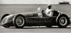 Maserati 4CTL/48 / Emmanuel de Graffenried - 1949