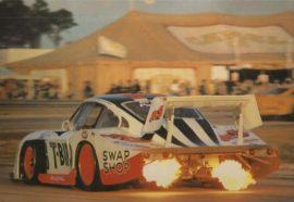 Porsche 935/78 - vainqueur 24h de Daytona1983