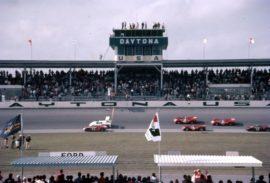 Le circuit des 24 Heures de Daytona 1968 - ici en 1967
