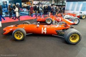Rétromobile 2017 - Ferrari 312 F1