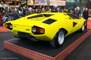 Rétromobile 2017 - Lamborghini Countach