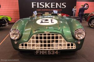 Rétromobile 2017 - Aston Martin DB3 1952