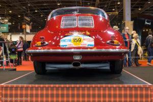 Rétromobile 2017 - Porsche 356 Carrera 2GT 1962