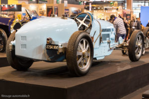 Rétromobile 2017 - Bugatti type 59