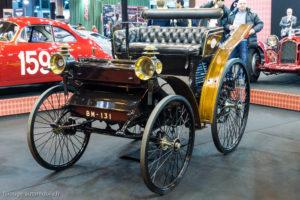 Rétromobile 2017 - Peugeot Type 5 1894