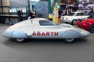 Rétromobile 2017 - Fiat Abath Record