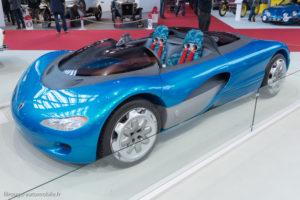 Rétromobile 2017 - Renault Laguna