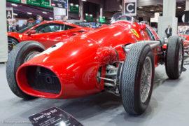 Ferrari 500 F2 - Rétromobile 2017