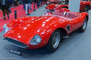 Rétromobile 2017 - Ferrari 500 1957