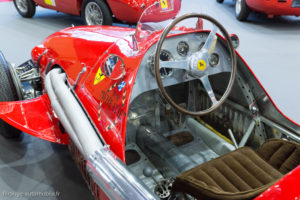 Rétromobile 2017 - Ferrari 500 F2
