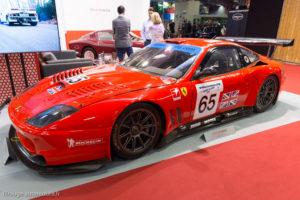 Rétromobile 2017 - Ferrari 550 Maranello