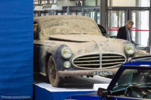 Rétromobile 2017 - Delahaye 235 collection Baillon