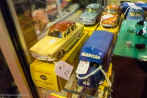 Rétromobile 2017 - Raretés Dinky Toys