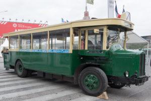 Rétromobile 2017 - Bus Renault 1938