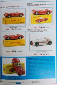 Livre Passionnément Dinky Toys : extrait