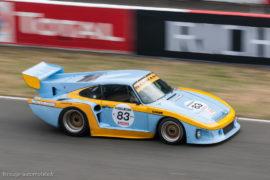 Le Mans Classic 2014 - Porsche 935 K3 de 1979 (configuration proche 1er Daytona 1982)