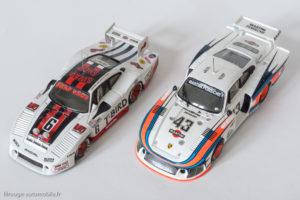 AMR / X - Porsche 935/78 Daytona1983 et Porsche 935 Moby Dick Le Mans 1978