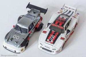 AMR / X - Porsche 935/78 Daytona1983 et Porsche 911 Carrera RSR Turbo Daytona 1977