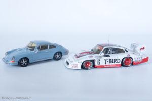 AMR / X - Porsche 935/78 Daytona1983 et Porsche 911
