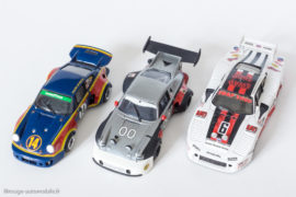 AMR / X -Une évolution de la Porsche 911 aux 24h de Daytona : 1976, 1977, 1983