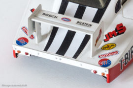 AMR / X réf.456 - Porsche 935/78 - vainqueur 24h de Daytona1983 - AMR Sponsor de la voiture