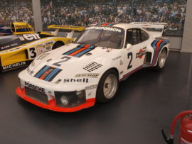 Porsche 935 - Championne du Monde 1976 (photo Wikipedia)