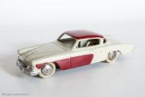 Dinky Toys 24Y - Studebaker Commander coupé - avec les flans peints