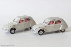Dinky Toys France et Espagne Réf. 1413 - Citroën Dyane