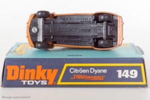Dinky Toys Angleterre Réf. 149 - Citroën Dyane