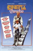 Affiche Cinema Paradisio illustré par Michel Jouin