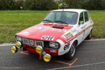 Renault 12 Gordini - 15ème Monte Carlo 1973