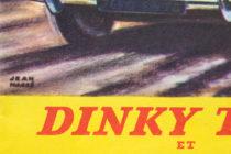 Catalogue Dinky Toys 1961 signé par Jean Massé