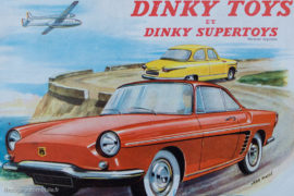 Catalogue Dinky Toys 1960 illustré par Jean Massé