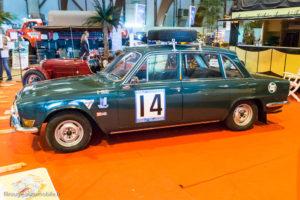 Rétro Passion Rennes 2017 - Triumph Dolomite Rallye