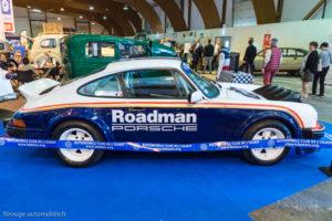 Rétro Passion Rennes 2017 - Porsche 911 Carrera Rallye