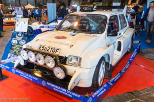 Rétro Passion Rennes 2017 - MG Metro groupe B