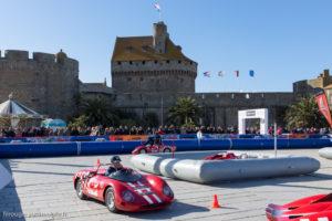 Tour Auto Optic 2000 de 2017 - L'arrivée à St Malo et les animations