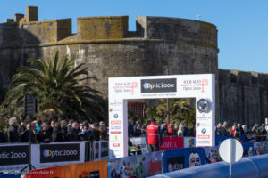 Tour Auto Optic 2000 de 2017 - L'arrivée à St Malo