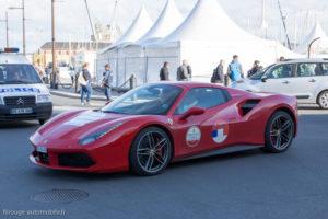 Tour Auto Optic 2000 de 2017 - Ferrari 488 GTB (accompagnateur)