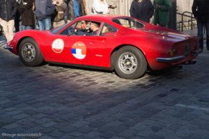 Tour Auto Optic 2000 de 2017 - Ferrari Dino 246 GT (accompagnateur)