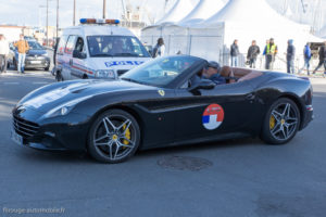 Tour Auto Optic 2000 de 2017 - Ferrari California T (accompagnateur)